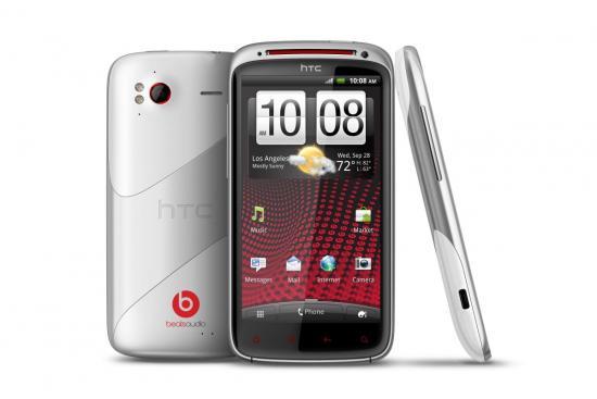 HTC Sensation XE blanc