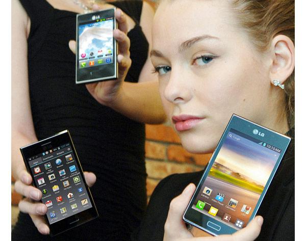 LG Optimus L3 - L5 - L7
