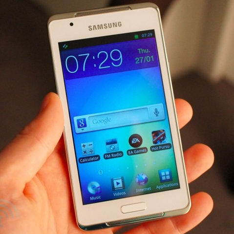 Samsung Galaxy S WiFi 4.2