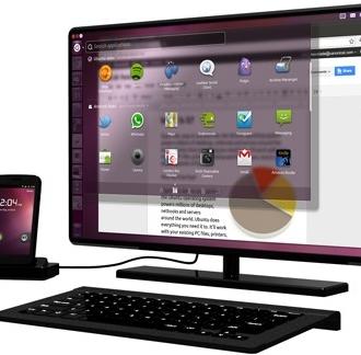 Ubuntu pour Android - Un dispositif pour les gouverner tous : vidéo promo