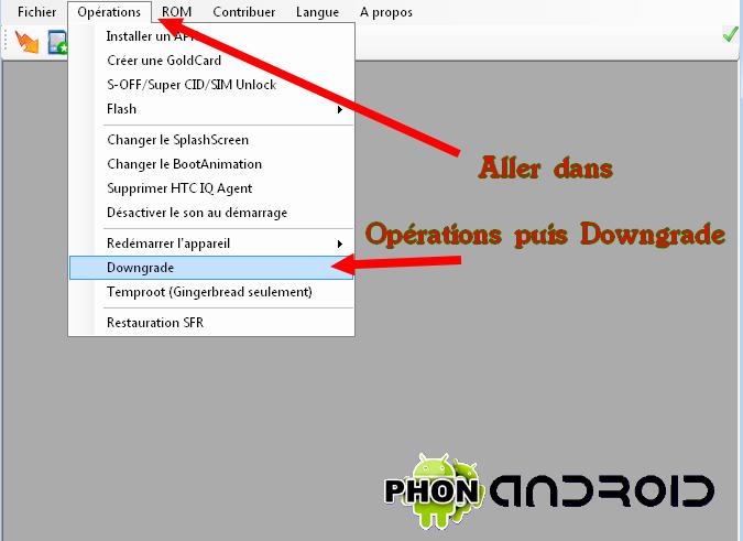 Downgrade HTC 1.32