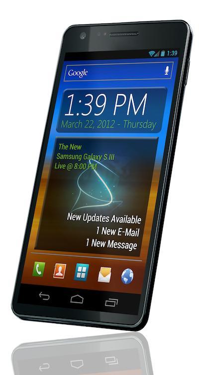 Galaxy S3 premiere photo