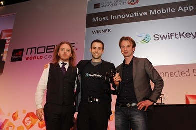 Global Mobile Awards - SwiftKey