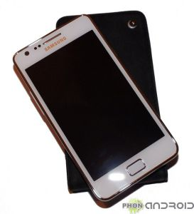 Housse Noreve Galaxy S2