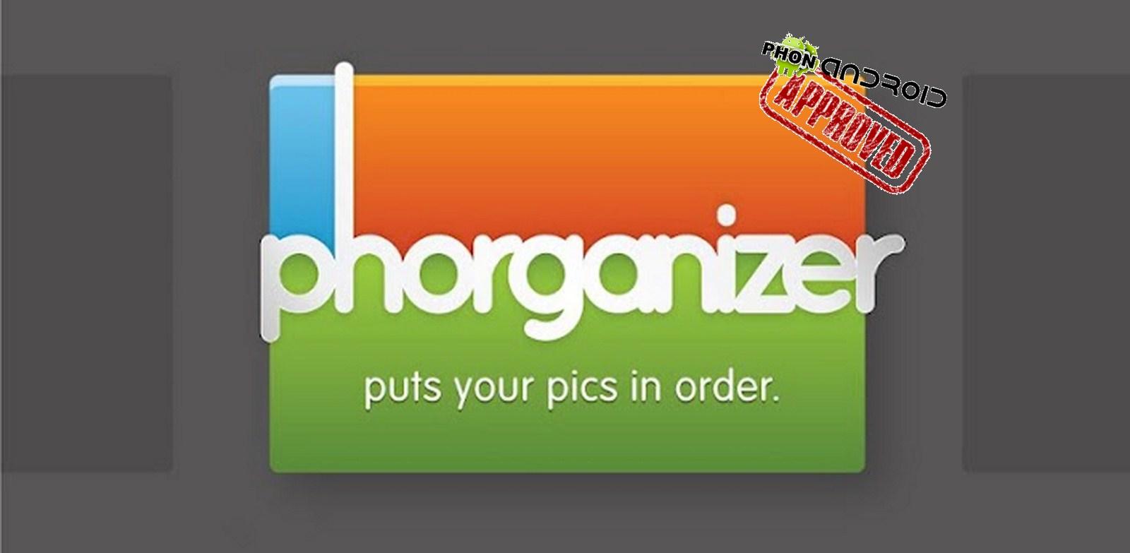 Phorganizer logo