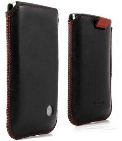 Pochette cuir Samsung Galaxy S2