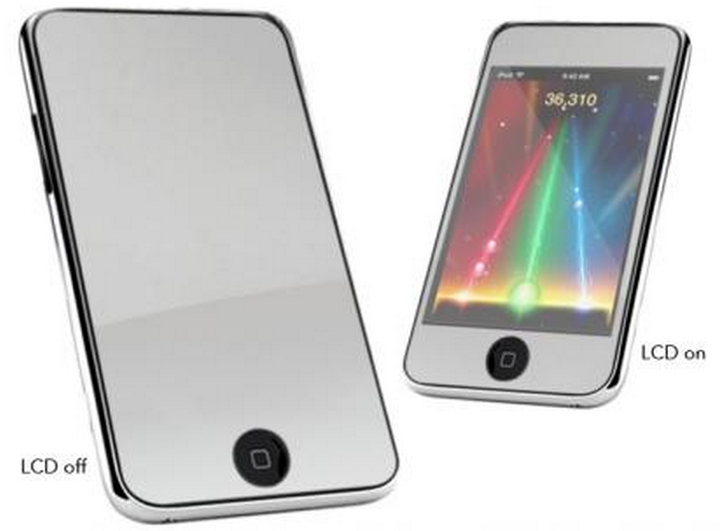 Protection miroir Galaxy S2