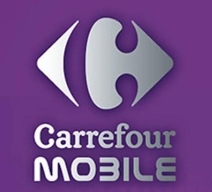 Paramètres réseaux Carrefour Mobile