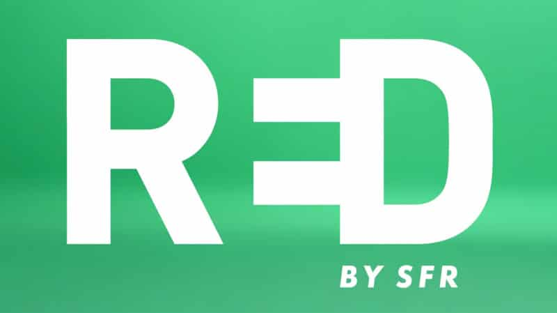 Red by SFR lance Red Europe