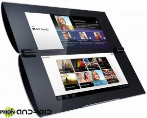 Sony tablette P
