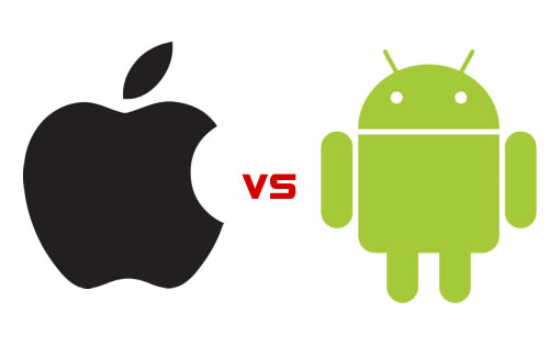 Anddroid vs iOS