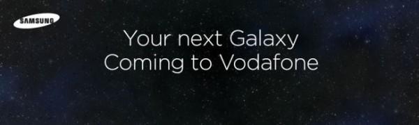 Next Galaxy Vodaphone