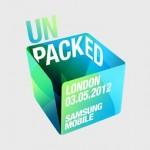 Samsung Unpacked 2012 - Phonandroid à Londres le 3 Mai