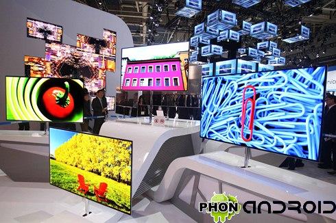TV OLED Samsung