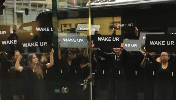 Wake-Up Samsung
