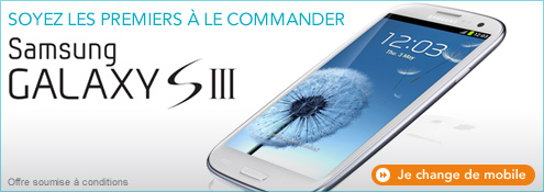 Galaxy S3 Bouygues Telecom