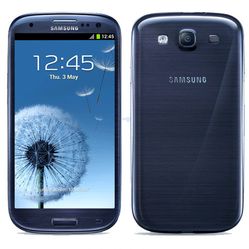 Galaxy S3 Peeble Blue