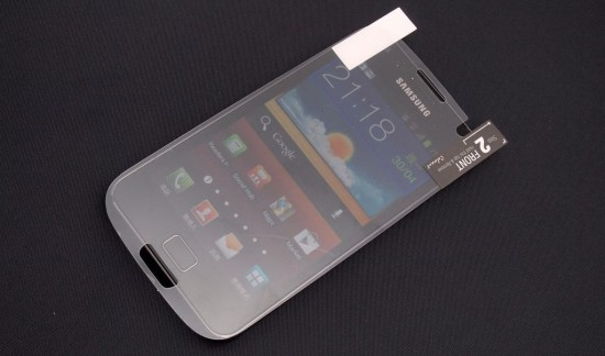 Galaxy S3 protection