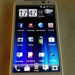 HTC Sensation XL ICS