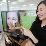 Pour LG ce ne sera pas du 5.5 pouces mais du 7 pouces Full HD pour le CES 2013