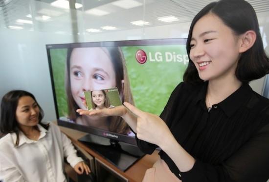 LG Display Full HD 1080p