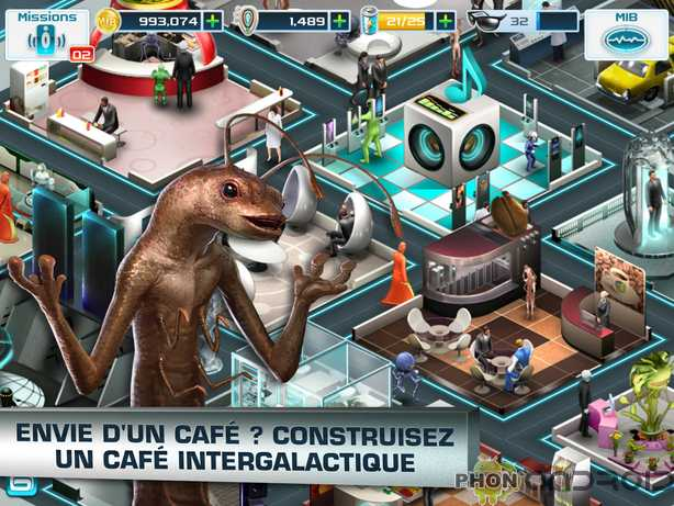 MIB 3 Gameloft