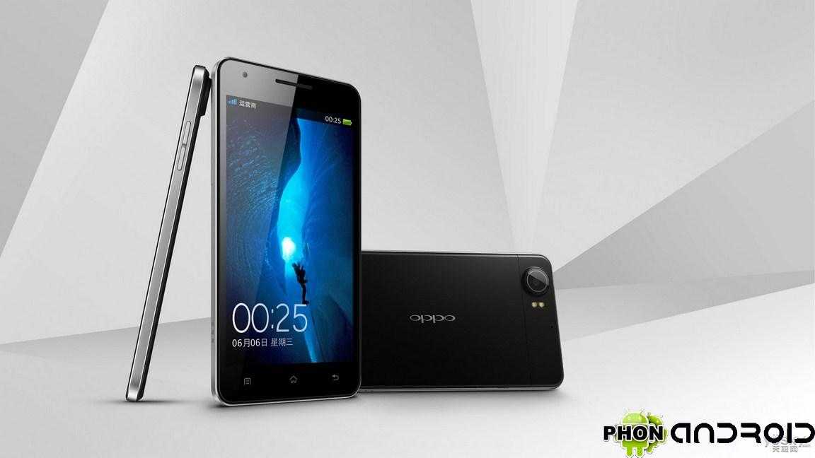 OPPO Finder, le smartphone le plus fin au monde, sera dispo début Juin