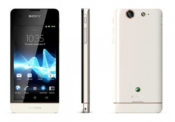 Sony Xperia SX