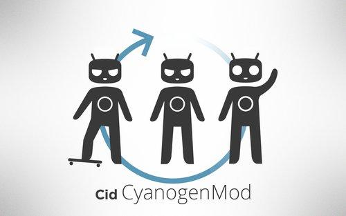 Mascotte CyanogenMod