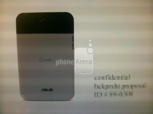ASUS Nexus Tab 7 dos