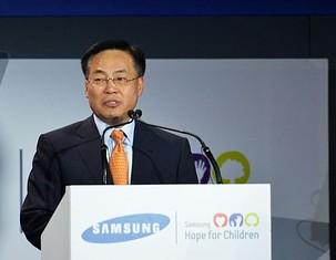 CEO de Samsung Sammy Kwon Oh-hyun
