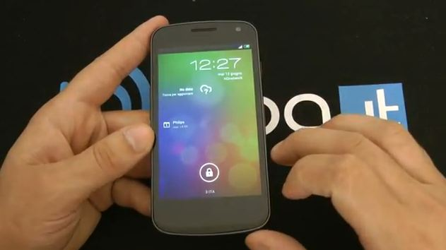 CyanogenMod 9 Linaro Galaxy Nexus