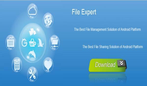 File Expert gestionnaire de fichiers
