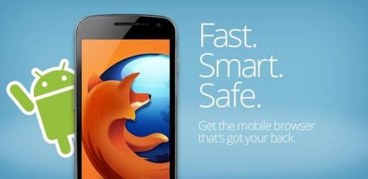 Firefox 14 est disponible pour Android
