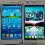 GS 3 VS LG Optimus 4XHD