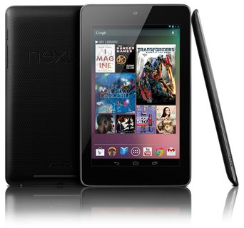 Google annonce sa tablette Nexus 7 sous Android 4.1 Jelly Bean pour 199 dollards