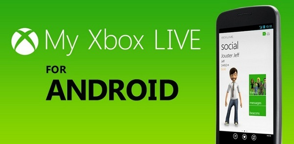 My Xbox LIVE pour Android