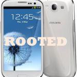 TUTO: Rooter son Galaxy S3 (i9300)