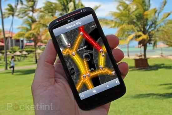 gant de Mountain View n'annonce Google Maps Navigation pour Android