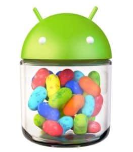 Nouveautés Android Jelly Bean 4.1