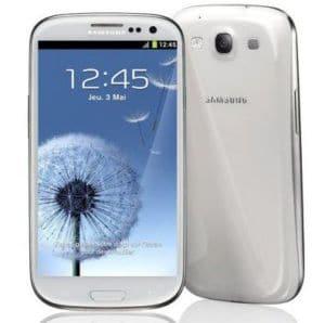 Design Galaxy S3