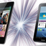 Asus Nexus 7 vs Samsung Galaxy Tab 2 7.0 [Vidéo]