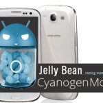 Galaxy S3 CyanogenMod 10