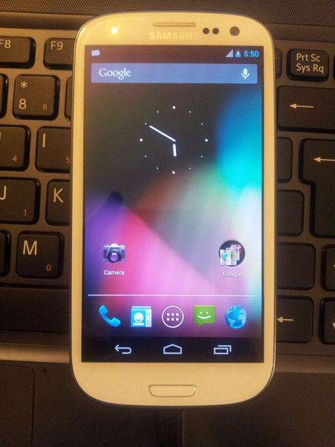 Jelly Bean - Galaxy S3