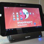 La tablette Qualcomm quad-core disponible pour 1300 dollars
