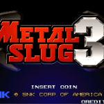 Metal Slug 3 disponible sur le Play Store