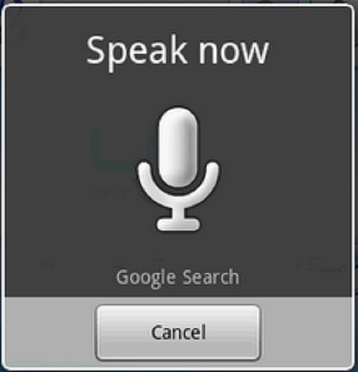 Voice Search en 20 questions sur Android 4.1 Jelly Bean : bluffant!