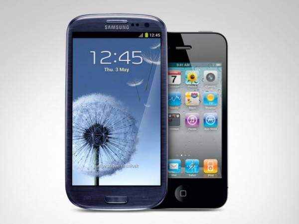 galaxy S3 iPhone