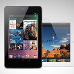 iPad Nexus 7