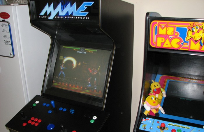 mame console